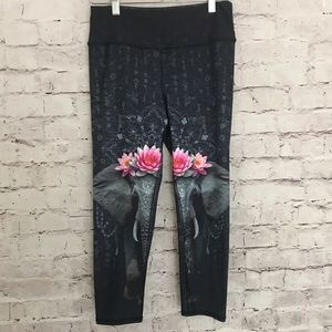 Evolution and Creation Active Leggings, size M